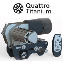 Titanium + X20 + montage