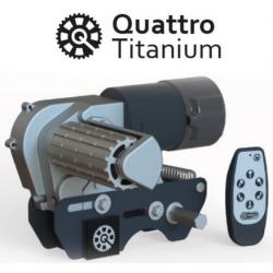 Titanium + X30 + montage